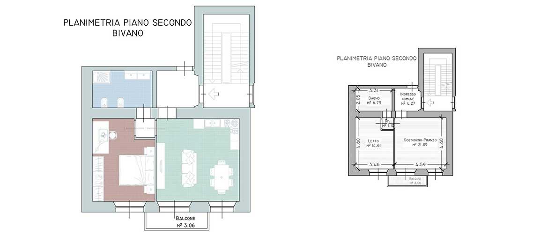 vendita appartamenti cagliari centro piazza repubblica via dante ocieffe bivano